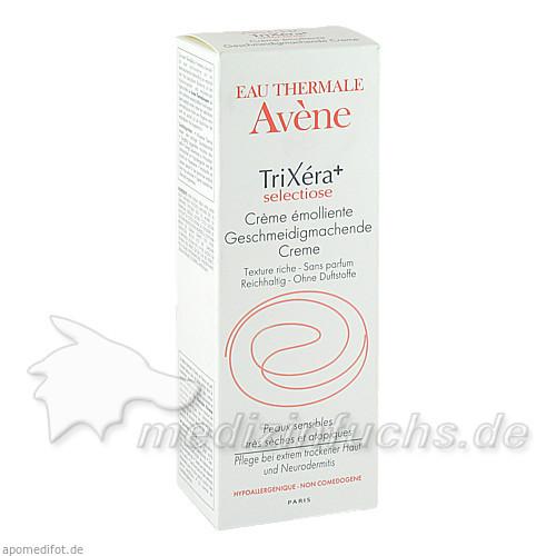 Avène TriXéra+ geschmeidigmachende Creme, 200 ml, PIERRE FABRE