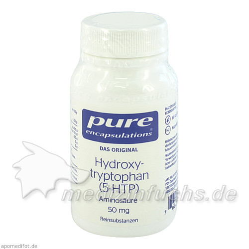 Pure encapsulations Kapseln Hydroxytryptophan (5-HTP), 60 Stk.,