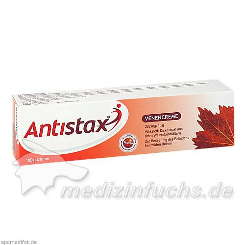 Antistax® Creme, 100 G, Boehringer Ingelheim RCV GmbH & Co KG
