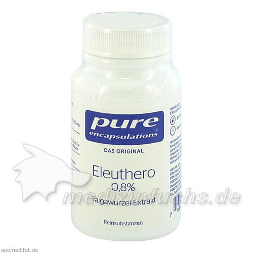 Pure encapsulations Kapseln Eleuthero, 60 Stk.,