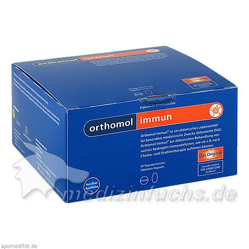 Orthomol Immun Tabletten + Kapseln, 30 Stk., SYCON TRADING GMBH