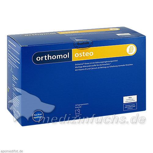 Orthomol Osteo Granulat, 30 Stk.,
