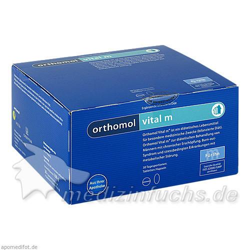 Orthomol Vital M tabletten und kapseln, 30 Stk.,