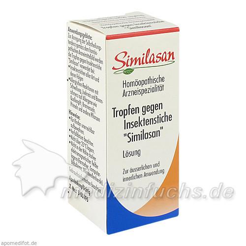 Similasan Tropfen gegen Insektenstiche, 50 ml, Jacoby GM Pharma GmbH