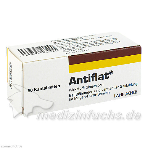 Antiflat®, 50 St, G.L. Pharma GmbH