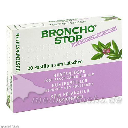 BRONCHOSTOP® Thymian, 20 St, Kwizda Pharma GmbH