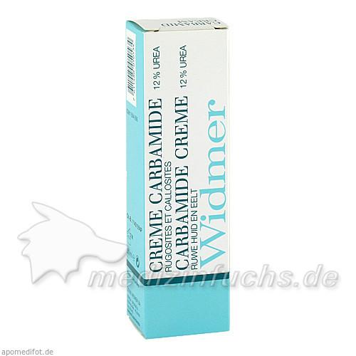 Louis Widmer Carbamid Creme, 50 ml, LOUIS WIDMER GmbH