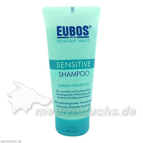 Eubos Sensitive Dermo Protectiv Shampoo, 200 ml,