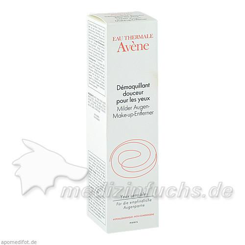 Avene Basis Augen Makeupentferner, 125 ml,