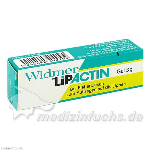 ®Lipactin Gel, 3 g, LOUIS WIDMER GmbH