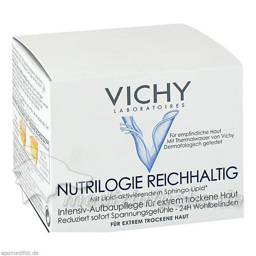 Vichy Nutrilogie Reichhaltig, 50 ml,