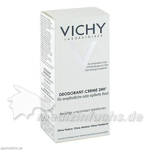 Vichy Deo Creme empfindliche Haut, 40 ml,
