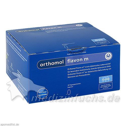 Orthomol flavon m kapseln, 30 Stk.,