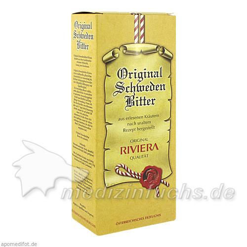 RIVIERA Original Schwedenbitter, 250 ml, Riviera Handels GmbH