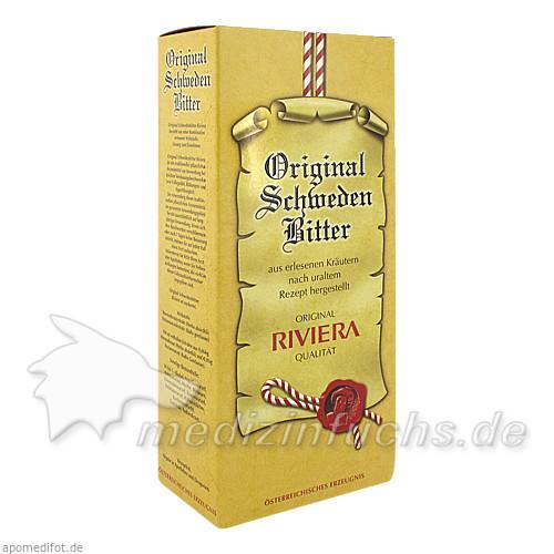 RIVIERA Original Schwedenbitter, 500 ml, Riviera Handels GmbH