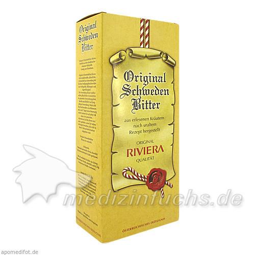 RIVIERA Original Schwedenbitter, 1000 ml, Riviera Handels GmbH