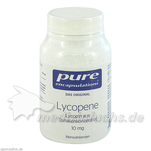 Pure encapsulations Kapseln Lycopene 10mg, 100 Stk.,
