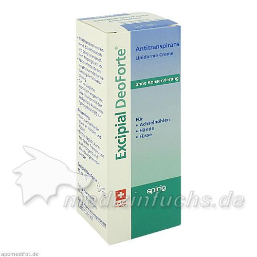 Excipial DeoForte® Creme, 50 ml, Galderma Austria GmbH