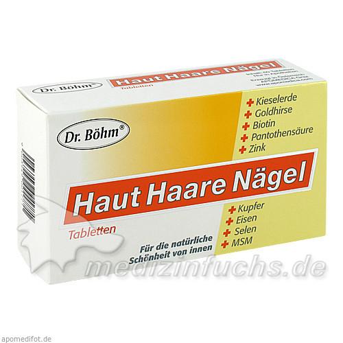 Dr. Böhm® Haut Haare Nägel, 60 St, Apomedica Pharmazeutische Produkte GmbH
