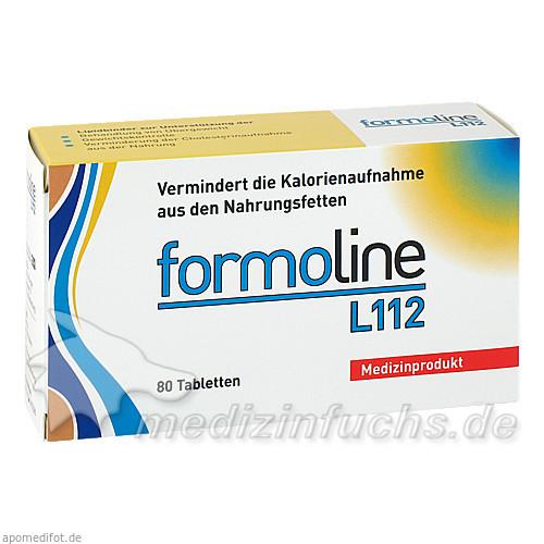 Formoline L112 Tabletten, 80 Stk., STIFTS APOTHEKE