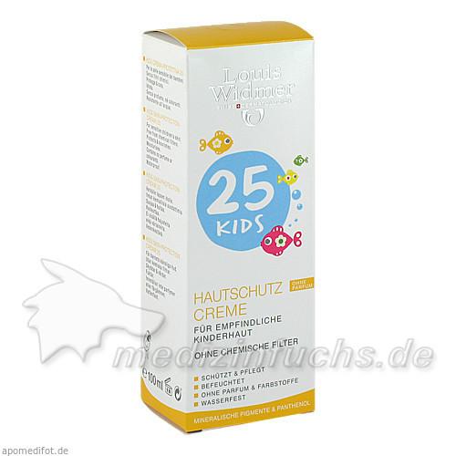 Widmer Kids Sonnencreme 25, 100 ml, WIDMER LOUIS GES M B H
