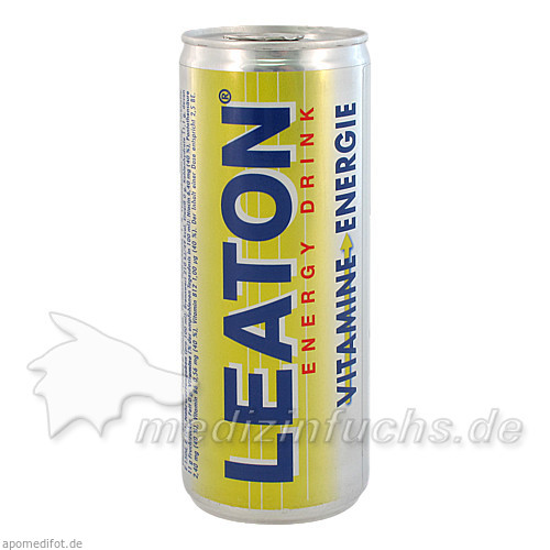 LEATON Energydrink, 250 ml, Kwizda Pharma GmbH