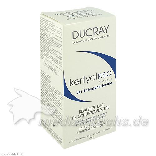 Ducray Kertyol S Shampoo, 125 ml, Pierre Fabre Pharma GmbH