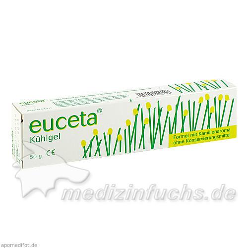 euceta®-Kühlgel, 50 g, GSK-Gebro Consumer Healthcare GmbH