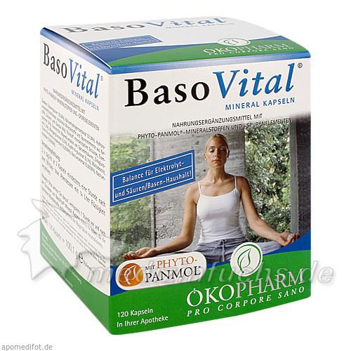 BasoVital® Mineral Kapseln, 120 ST, Ökopharm GmbH