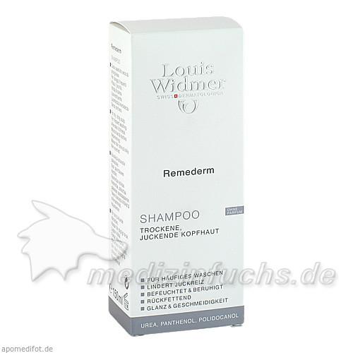 Widmer Remederm Shampoo ohne Parfum, 150 ml, WIDMER LOUIS GES M B H