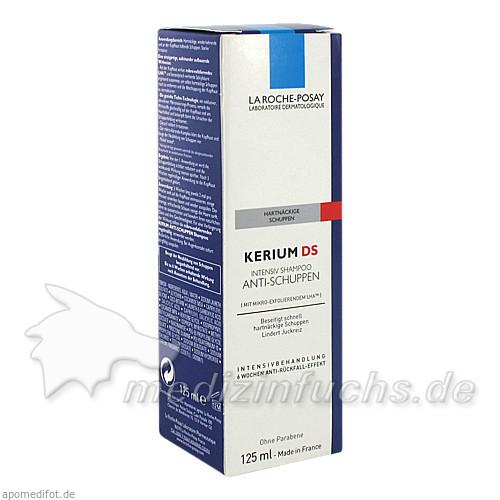 La Roche Kerium DS Anti-Schuppen Intensiv Shampoo-Kur, 125 ml, LA ROCHE POSAY