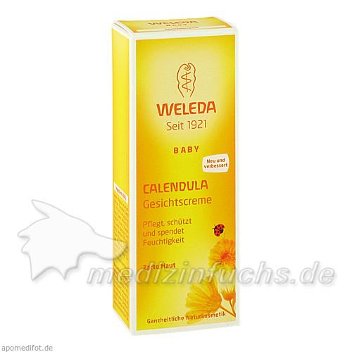 Weleda Calendula Gesichtscreme, 50 ml, WELEDA Ges.m.b.H. & Co KG