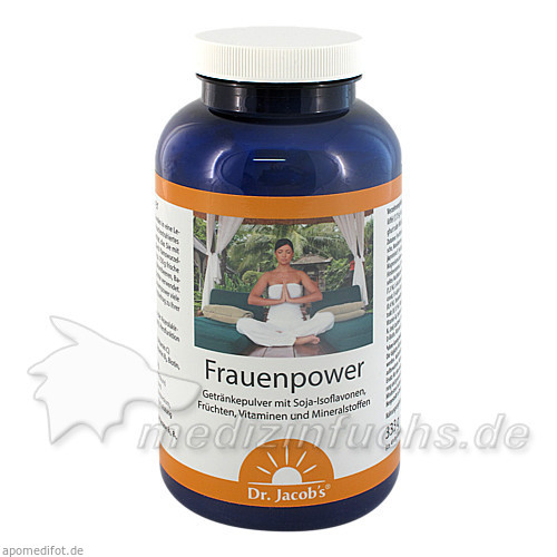Frauenpower Pulver Dr.Jacobs, 333 g,