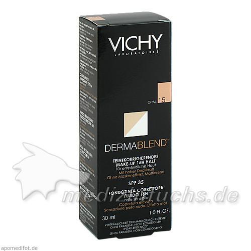 Vichy Dermablend Fluid 15 - opal, 30 ml,