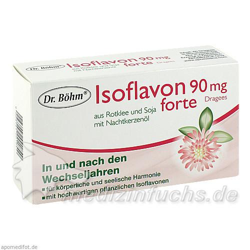 Dr. Böhm® Isoflavon 90 mg forte, 60 ST, Apomedica Pharmazeutische Produkte GmbH