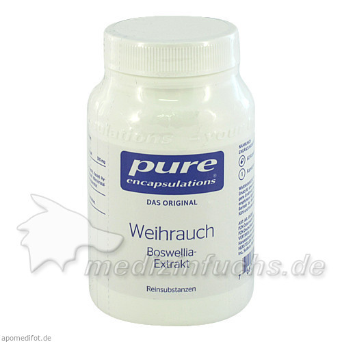 Pure Encapsulation Weihrauch Kapseln, 60 Stk., PRO MEDICO HANDELS GMBH