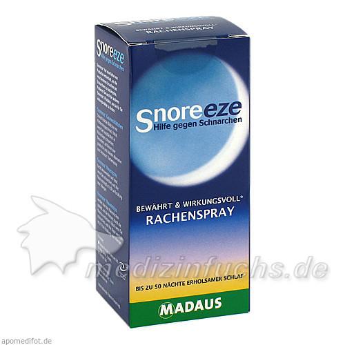Snoreeze Rachenspray, 23,5 ml, MEDA Pharma GmbH & Co.KG