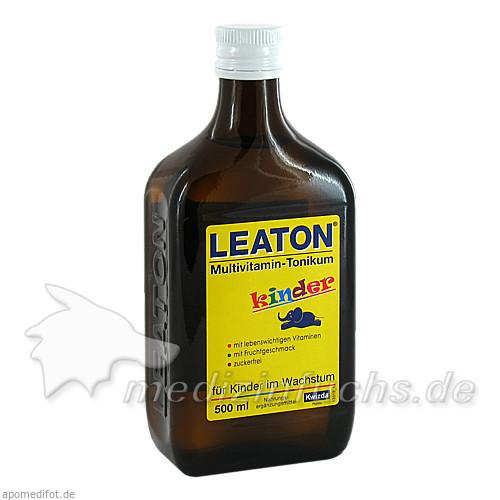 Leaton für Kinder, 500 ml, KWIZDA PHARMA GMBH