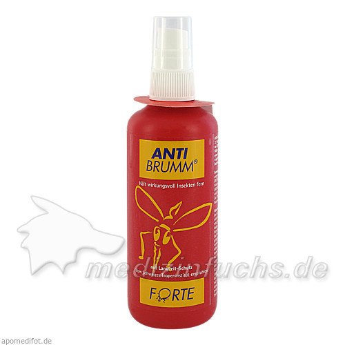 Anti Brumm Forte Spray, 150 ml, Jacoby GM Pharma GmbH