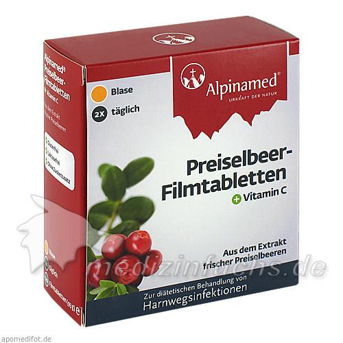 Alpinamed® Preiselbeer-Filmtabletten, 120 ST, Gebro Pharma GmbH