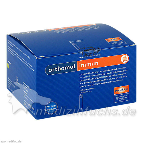 Orthomol immun trinkfläschchen, 30 Stk.,