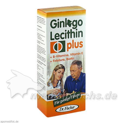 Ginkgo Lecithin Tonikum Dr. Fischer, 500 ML, Pharmonta Dr. Fischer GmbH