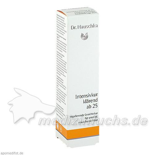 Dr. Hauschka Gesicht Intensivkur Ab 25j, 40 ml,