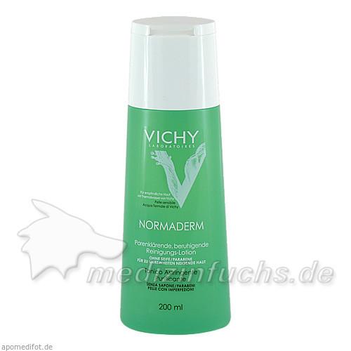 Vichy Normaderm Reinigungslotion, 200 ml, VICHY