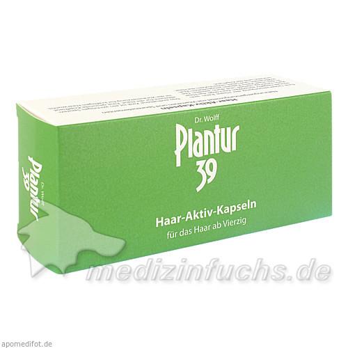 Plantur 39 Haar Aktiv Kapseln, 60 Stk.,