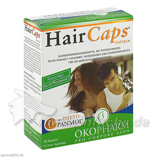 HairCaps® Kapseln, 60 St, Ökopharm GmbH