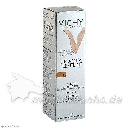 Vichy Liftactiv Flexilift 45 - gold, 30 ml,