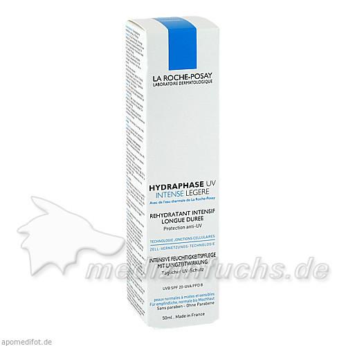 La Roche Hydraphase Intense Riche Creme, 50 ml, LA ROCHE POSAY