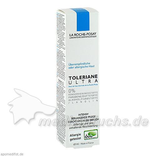 La Roche Toleriane Ultra Creme, 40 ml, LA ROCHE POSAY