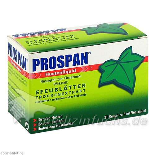 PROSPAN® Hustenliquid, 21 St, Sanova Pharma GesmbH